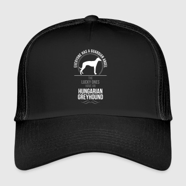 UNGERSKA vinthund Guardian Angel Wilsigns - Trucker Cap