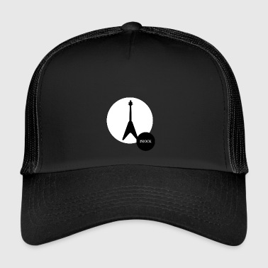 rock2 - Trucker Cap