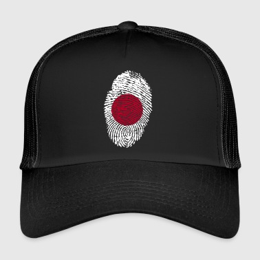Fingerprint - Japonia - Trucker Cap