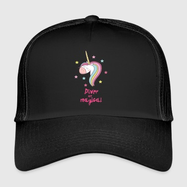 Magical Diver - Trucker Cap