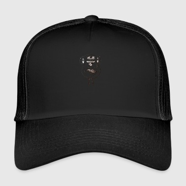 weird creature - Trucker Cap