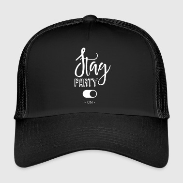 Stag party - Trucker Cap