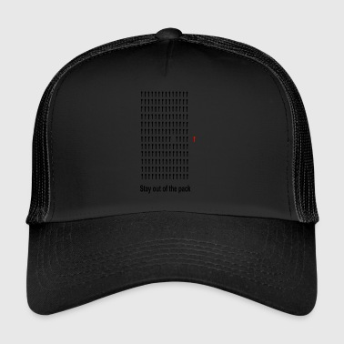 out of tha pack - Trucker Cap