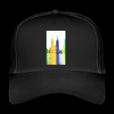 architecture - Trucker Cap