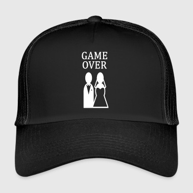 ++ ++ GAME OVER - Trucker Cap
