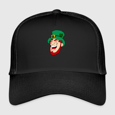 Irish Leprechaun - Trucker Cap