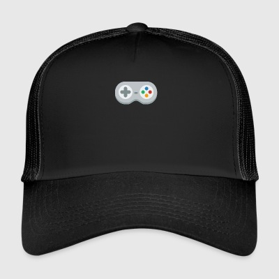 gamepad! - Trucker Cap