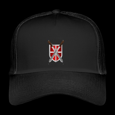 shield - Trucker Cap