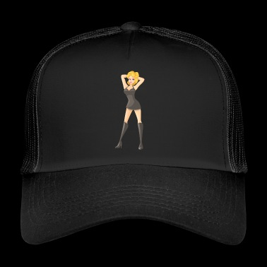 blonde - Trucker Cap
