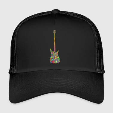 guitare - Trucker Cap