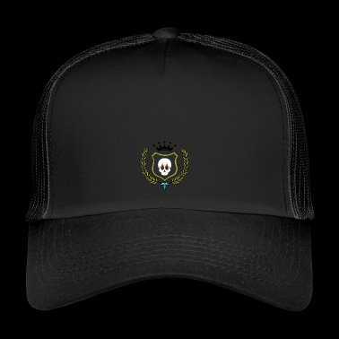 Skull Shield - Trucker Cap