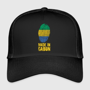 Made In Gabon / Gabon / Le Gabon - Trucker Cap