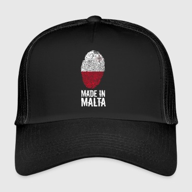 Made In Malta - Trucker Cap