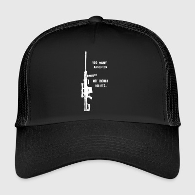 Another statement - Trucker Cap