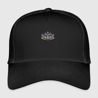 Power Flower - Trucker Cap