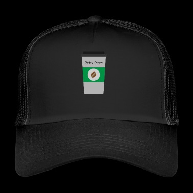 Coffee Becher - Trucker Cap
