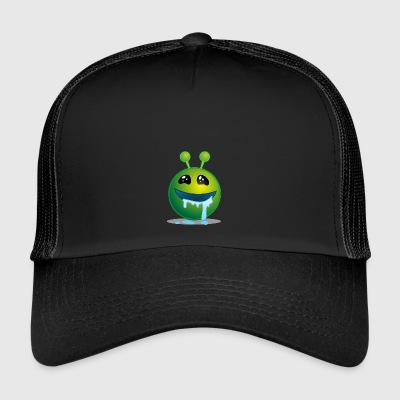 Green Monster - Trucker Cap