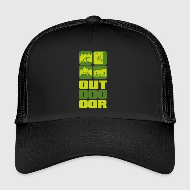 Outdoor - Trucker Cap