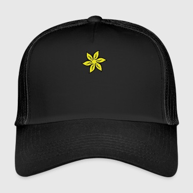Flower - Trucker Cap
