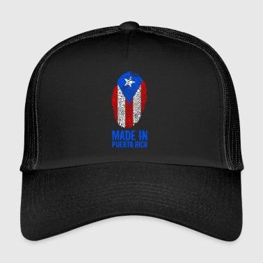 Made In Puerto Rico - Trucker Cap