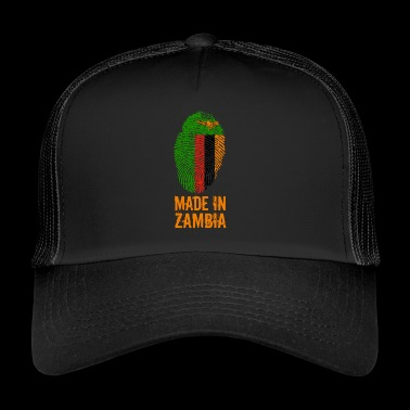 Made In Zambia / Zambia - Trucker Cap