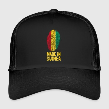 Made In Guinée / La Guinée - Trucker Cap
