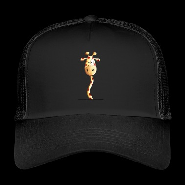 Sweet giraffe - giraffes - Serengeti - long-necked - Trucker Cap