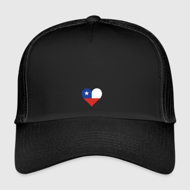 A Heart For Chile - Trucker Cap