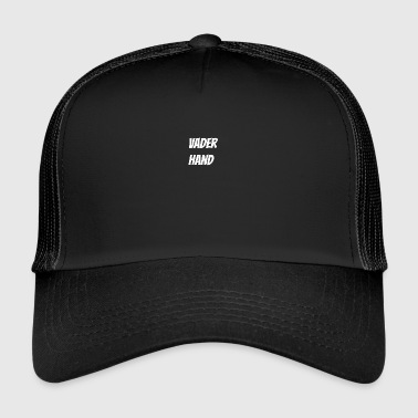 father hand - Trucker Cap