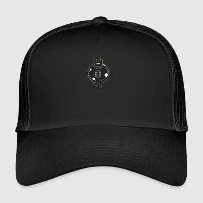Cow Rock Heavy Metal - Trucker Cap