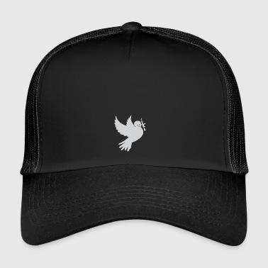 Dove + wojna - Trucker Cap