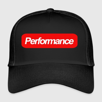 performance - Trucker Cap
