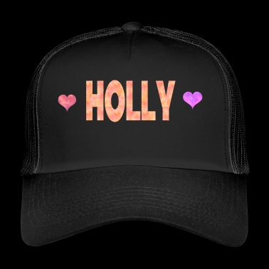 Holly - Trucker Cap