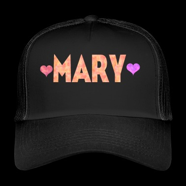 Mary - Trucker Cap