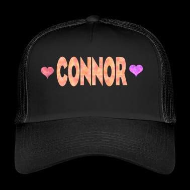 Connor - Trucker Cap