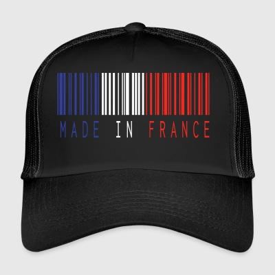 Made in France BARCODE - Trucker Cap