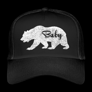 Baby Bear.Gifts for Babies. Baby Camping.Pregnancy - Trucker Cap