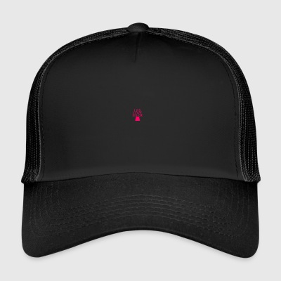 LiveLoveBake2 - Trucker Cap