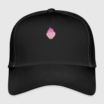Ice cream girl - Trucker Cap