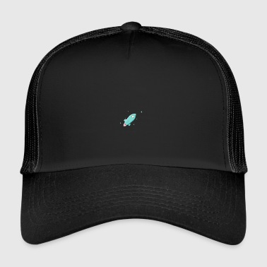 rocket - Trucker Cap