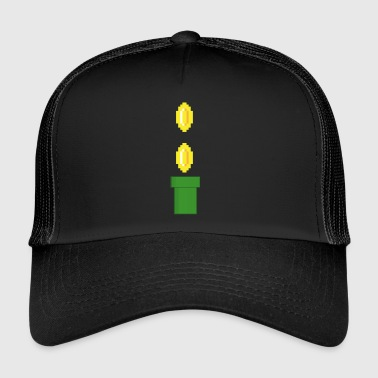 Pipeline Coin - Trucker Cap
