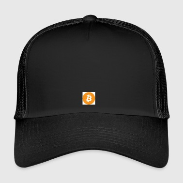 Bitcoin ORANGE - Trucker Cap