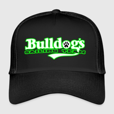 Bulldog seilteam ASD - Trucker Cap