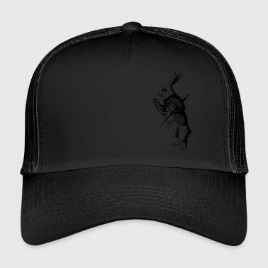 The White Rabbit - Trucker Cap