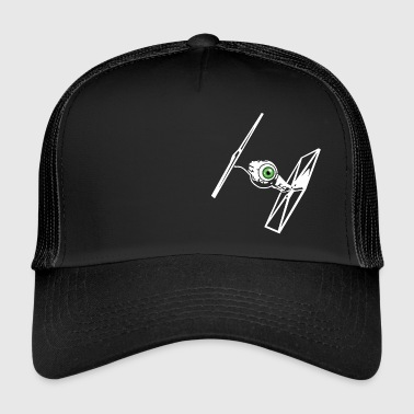 Tie Fighter - Jezioro Fighter - Trucker Cap