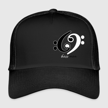 bass Man - Trucker Cap