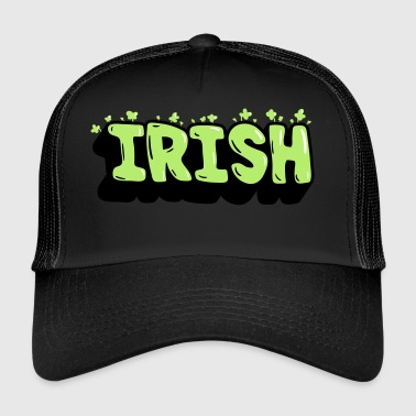 Irish 001 - Trucker Cap