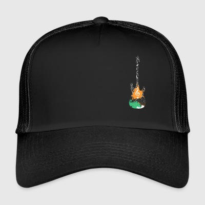 music color - Trucker Cap