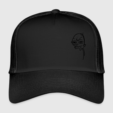 The Grumpy facet - Trucker Cap