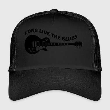 Long Live The Blues - Trucker Cap